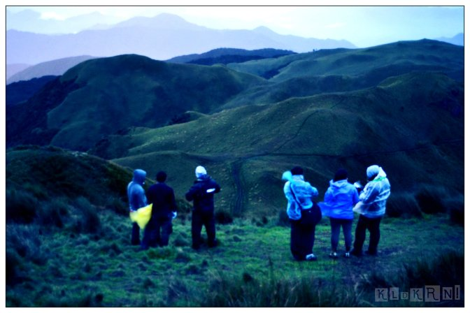 Power Rangers (Mt. Pulag Expedition)